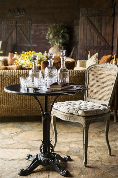 ideas decoracion jardines utilizando elementos de tu hogar