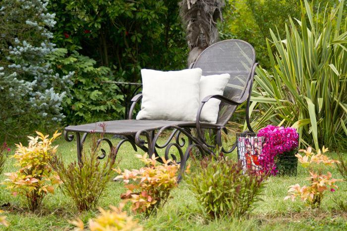 ideas para la decoración de jardines