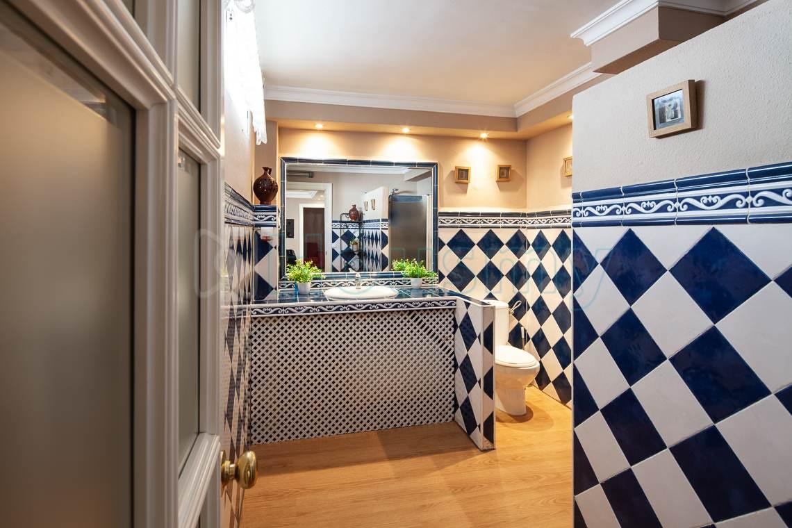baño de casa adosada en venta housmy
