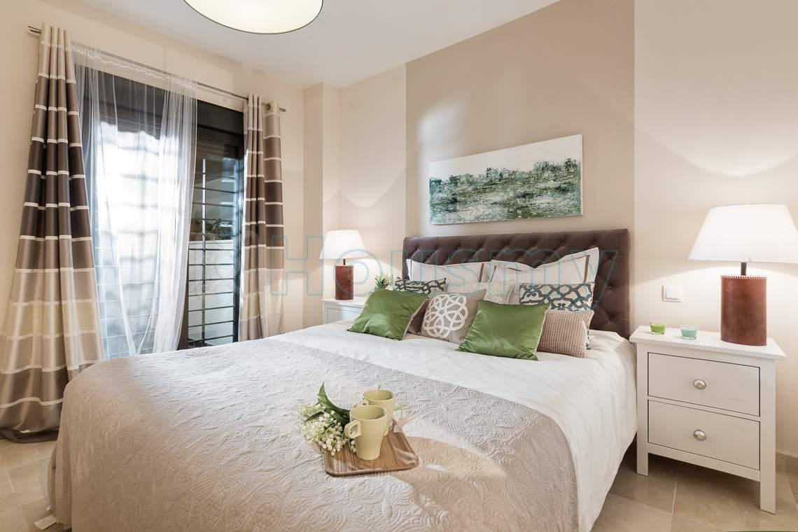 dormitorio apartamento los flamingos golf resort Housmy