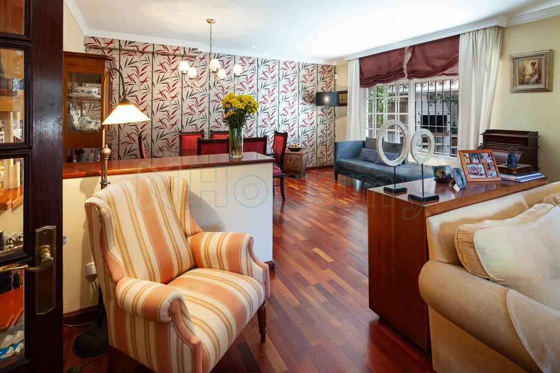 salon clasico de casa en venta housmy