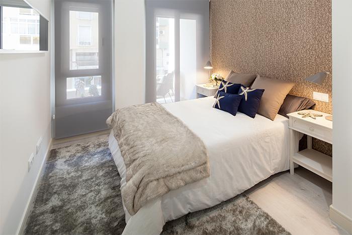 cómo decorar una habitación, como decorar una habitacion, cómo decorar un habitación de matrimonio, housmy, decoracion de interiores, blog de decoracion, paredes texturadas