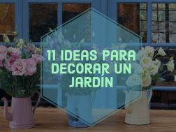 ideas decoracion de jardines, como decorar un jardin