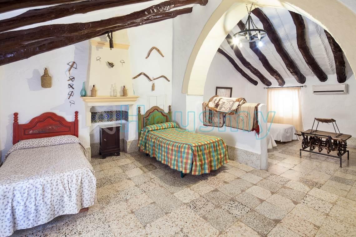 Habitación cuádruple en alojamiento rural en venta, housmy
