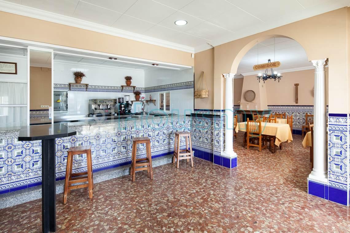 Interior de restaurante en venta en Teba